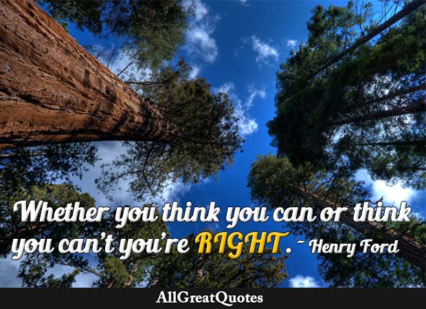 you think you can henry ford