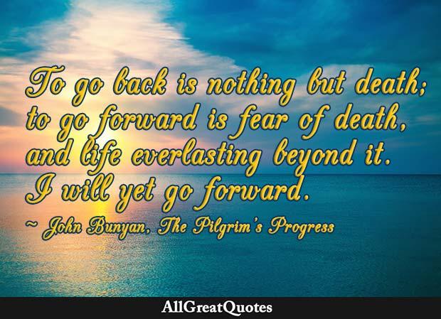 The Pilgrim S Progress Quotes By John Bunyan John Bunyan Quotes